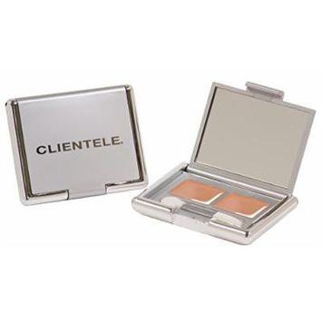 Clientele Peptide Wrinkle Concealer Compact Tan 0.15oz