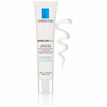 La Roche-Posay Effaclar Duo Dual Action Acne Treatment 1.35 oz (Pack of 2)