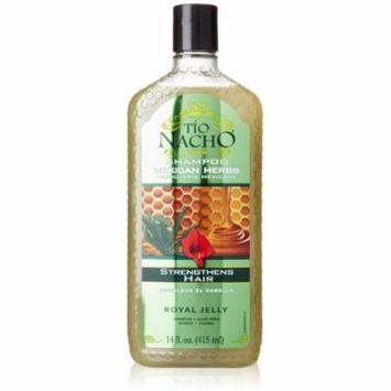 3 Pack - TIO NACHO Mexican Herbs Shampoo 14 oz