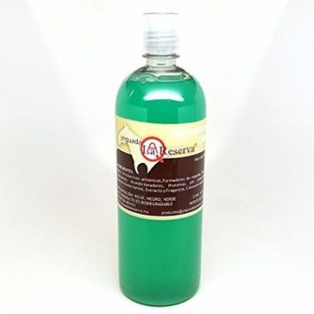 Yeguada La Reserva Shampoo de Caballo Verde (1 liter Bottle) For Strong, Healthy And Beautiful Hair (For Sensitive Hair and Scalp)