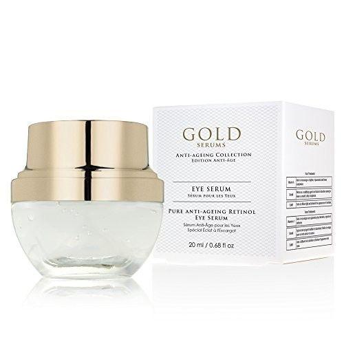 Gold Serums Pure Anti-Aging Retinol Eye Serum
