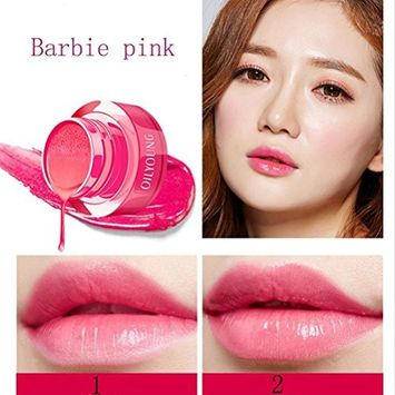 Hot Sales! DEESEE(TM)4 colors New Air Cushion Lipstick Bite Lip Water Feeling Charm Hydrating Sexy Moisturizing Non-stick Cup Lip Gloss Cosmetic