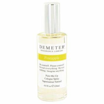 Demeter Pineapple Cologne Spray (Formerly Blue Hawaiian) 4 oz