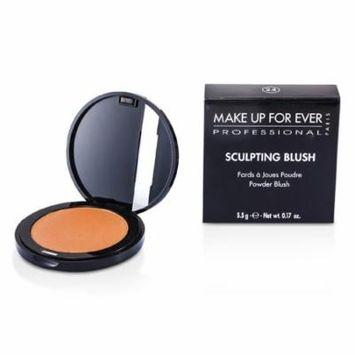 Make Up For Ever - Sculpting Blush Powder Blush - #24 (Matte Fawn) -5.5g/0.17oz