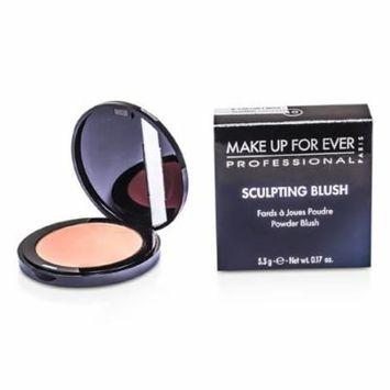 Sculpting Blush Powder Blush - #10 (Satin Peach Pink)-5.5g/0.17oz