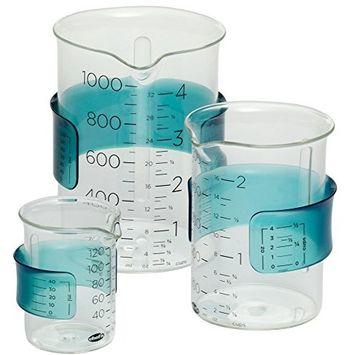 Chef'n - MeasureUp Adjustable Measuring Beakers (Set of 3)