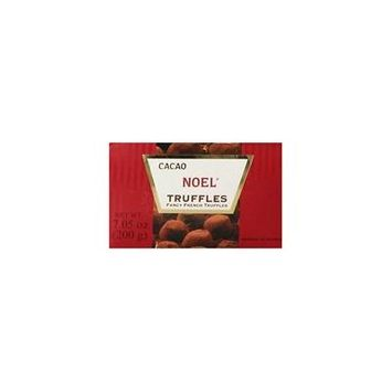 Noel Chocolate Truffles, 7.05-Ounce