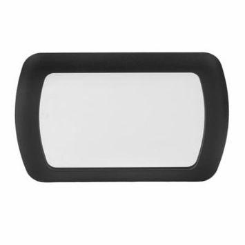 New Arrival ABS Car Sun visor mirror Makeup Sun-shading Cosmetic Mirror For Automobile