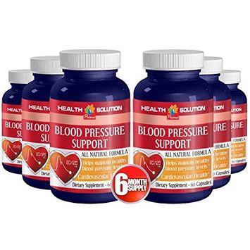 Vitamin b 12 - BLOOD PRESSURE SUPPORT - antioxidant support (6 bottles)