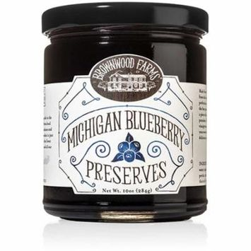 Michigan Blueberry Preserves by Brownwood Farms