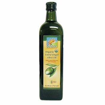 Bionaturae Olive Oil - Organic Extra Virgin - Case of 6 - 25.4 FL oz.