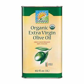 Bionaturae Olive Oil - Organic Extra Virgin - Case of 2 - 3 Liter