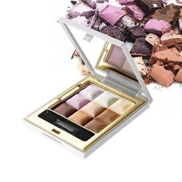 seaNtree 3x3 Cube Eye Shadow – Matte And Shimmer 9 Colors – Professional Nudes Warm Natural