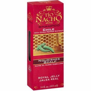 2 Pack - Tio Nacho Chile Pepper Extract Shampoo, Nourishes Scalp 14 oz