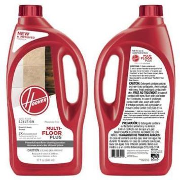 NEW Multi-Floorplus 2X 32 OZ Concentrate Hard Floor Cleaner Used For The H