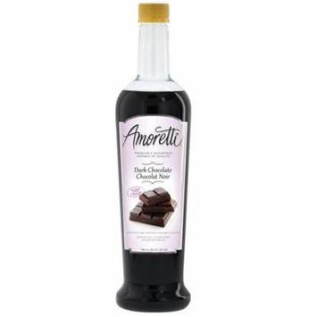 Amoretti Premium Sugar Free Dark Chocolate Flavoring (750mL)