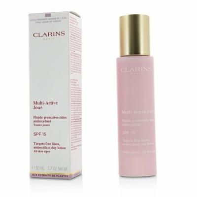 Multi-Active Day Targets Fine Lines Antioxidant Day Lotion - For All Skin Types-50ml/1.7oz