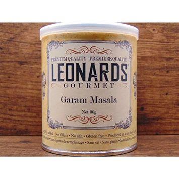 Leonards Gourmet Garam Masala, Gluten Free, Nut Free Facility, 90g
