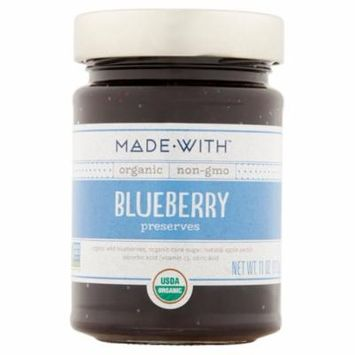 Made With Preserve Blueberry Org,11 Oz (Pack Of 6)