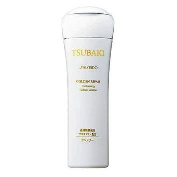 Shiseido Tsubaki Damage Care (ex Golden Repair) Shampoo - 220ml