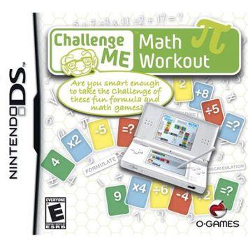 O Games Challenge Me: Math Workout