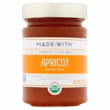 Made With Preserve Apricot Org,11 Oz (Pack Of 6)