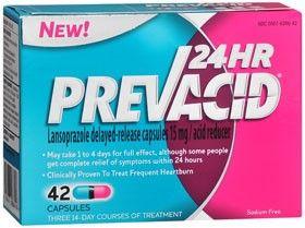 Prevacid 24 HR Antacid