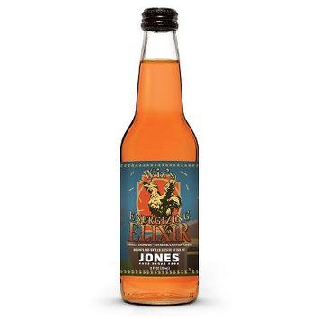 Jones Soda Wiz's Energizing Elixir from FINAL FANTASY XV - 12 fl oz Glass Bottle