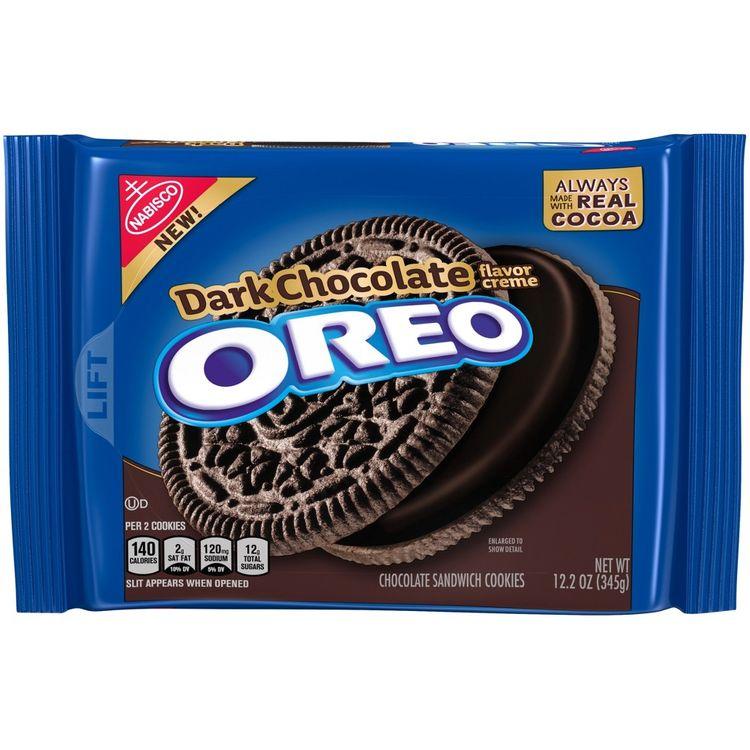 OREO Dark Chocolate Cookies