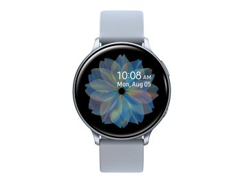 samsung Galaxy Watch Active2 (44mm), Cloud Silver (Bluetooth)