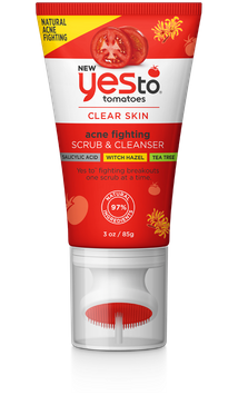 Yes To Tomatoes Acne Fighting Scrub & Cleanser