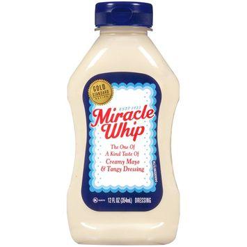 Miracle Whip Original (12oz Bottles, Pack of 12)