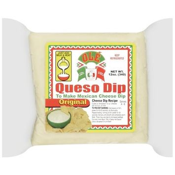Ole Original Queso Dip, 12 oz