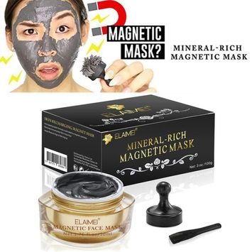 Black Mask Purifying Peel off Mask,Voberry Black Mask, Peel Off Mask, Blackhead Remover Mask, Charcoal Mask, Blackhead Peel Off Mask
