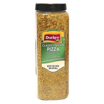 Durkee Pizza Seasoning, Classic Italian, 17-Ounce