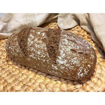 BreadVillage German/Austrian Rye Bread Without Yeast, 1 Loaf