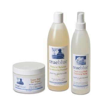 TrueBlue Natural Dog Care Essentials Kit