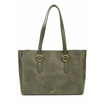 Relic - RELIC by Fossil Joni Double Shoulder [name: actual_color value: actual_color-evergreen]