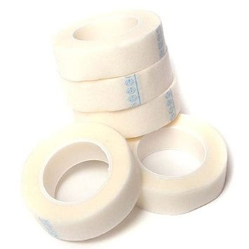 JUMP 10 Rolls Medical Tape for Individual Eyelash Extension Supply