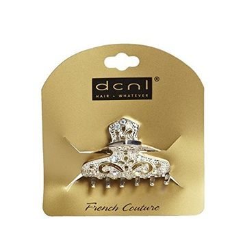Small Rhinestone Claw Clips by DCNL Hair Accessories