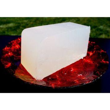 Ultra Clear Transparent Organic Glycerin Melt & Pour Soap Base 100% Pure 10 LB