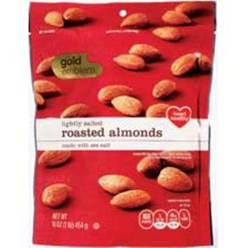 Gold Emblem Roasted & Lightly Salted Almonds