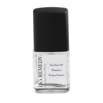 Dr.'s REMEDY Enriched Nail Polish, Remedy Red, 0.5 Fluid Ounce