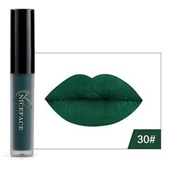 Lip Gloss, Lotus.flower New 9 Colors Halloween Style Lip Lingerie Matte Liquid Lipstick Waterproof Makeup