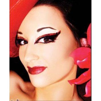 Xotic Eyes Vixen Glitter Professional Eye Make up Costume Accessory
