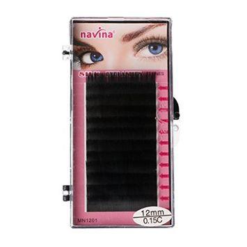 EA-STONE Eyelash Extensions 0.15mm C Curl Mink Eyelashes Lashes Long Extension Fake Eyelashes Makeup Tool