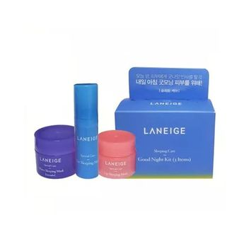 LANEIGE Good Night Kit 3 Items Sleeping Care
