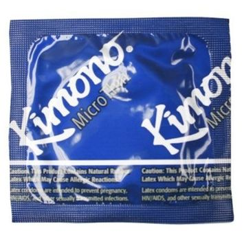 Kimono MicroThin: 100-Pack of Condoms
