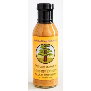 Appalachian Naturals Wildflower Honey Dijon Dressing-BPA-Free
