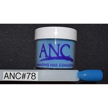 ANC Dipping Powder 1 oz #78 Ocean Blue